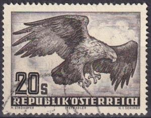 Austria #C60  F-VF Used  CV $8.50  (A18554)