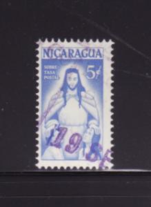 Nicaragua RA65 Set U Jesus and Children (C)