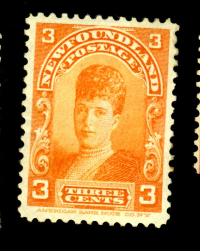 Newfoundland #83 MINT F-VF OG HR Cat$27.50
