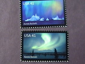 U.S.# 4203-4204-MINT/NEVER HINGED----COMPLETE SET--INTNL. POLAR YEAR--2007