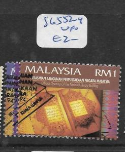 MALAYSIA  (P0907B)      SG 552-4     VFU