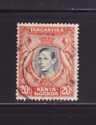 Kenya, Uganda, Tanzania 74 U King George V