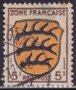 Germany 4N3 German Briefpost 5Pf 1945