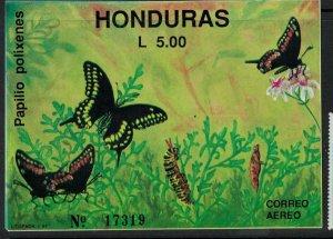 Honduras SC C812 MNH (3efl)