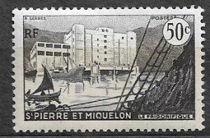 St Pierre et Miquelon minh mnh   1955