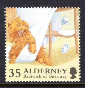Alderney 95 MNH VF