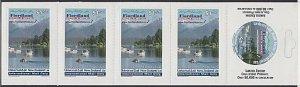 NEW ZEALAND Universal Mail $7.50 International Mail Booklet - Fjordland.....R524