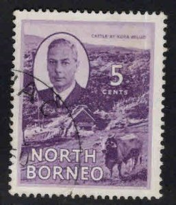 North Borneo Scott 248 Used stamp