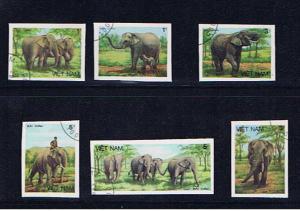 VIETNAM ELEPHANTS IMPERF