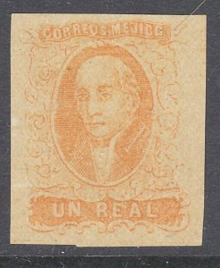 MEXICO  An old forgery of a classic stamp...................................C781