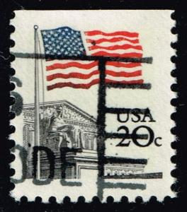 US #1896 Flag over Supreme Court; Used (0.25)