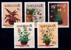 [67060] St. Helena 1993 Flora Flowers Blumen  MNH