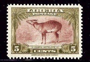 Liberia 287 MHR 1942 issue    (ap2516)