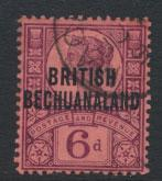 Bechuanaland  SG 36 Used