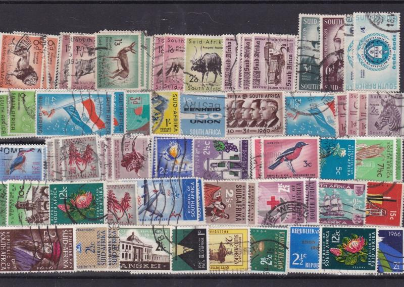 South Africa stamps Ref 13854