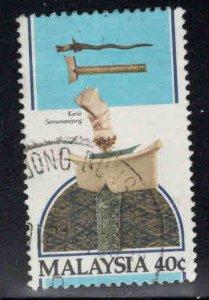 Malaysia Scott 277 Used stamp