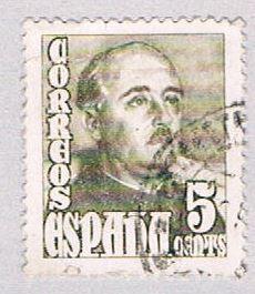 Spain 760 Used General Franco 1948 (BP2415)