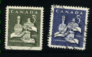 Can #443as,444   u   VF 1965 PD