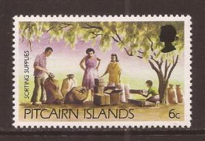 Pitcairn Islands scott #166 m/nh stock #35874