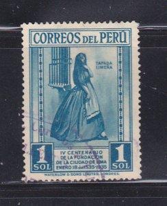Peru 330 U Woman (A)
