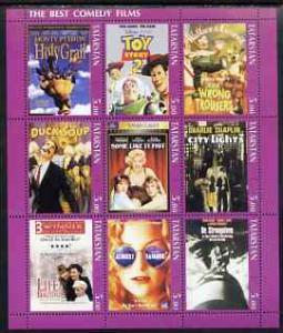 Tatarstan Republic 2001 Film Posters #1 (Best Comedy Film...