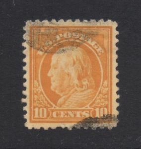US#510 Orange Yellow - Used - Very Fine