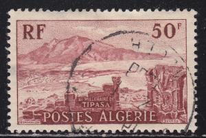 Algeria 263 Chenua Mountain 1955