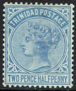 TRINIDAD 1883 QV 21/2D