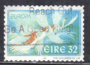 IRELAND SC# 1060 USED 32p 1997  EUROPA   SEE SCAN