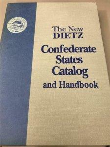 Stamps Literature Confederate States Catalog and Handbook 1986