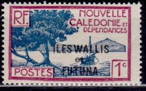 Wallis and Futuna, 1930-38, sc#43, MLH
