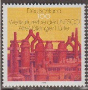 Germany Scott #1941 Stamp - Mint NH Single