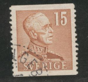 SWEDEN Scott 302A Used