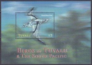 2000 Tuvalu 987/B82 Birds