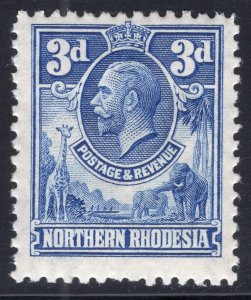 NORTHERN RHODESIA SCOTT 5