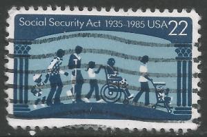 UNITED STATES 2153 VFU Z4542-4
