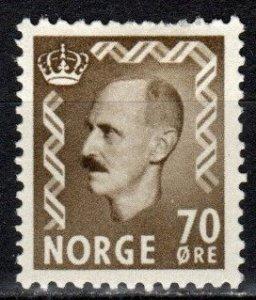 Norway #350  Unused  CV $20.00 (X501)