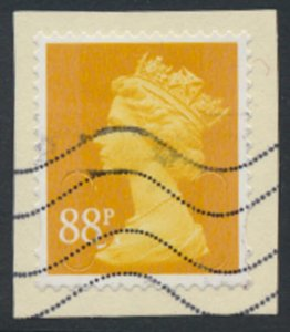 GB Security Machin 88p SG U2931 SC# MH434 code 13 Used see scan /detail