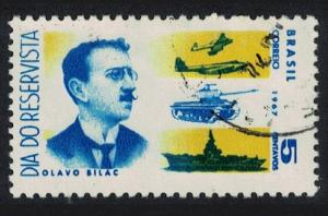 Brazil Tanks Air Carrier Airplanes Reservists Day Cancelled SG#1204