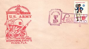 US Bicentennial Army 1975 Cover