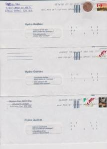 CANADA COVERS ODDITIES CENDERELLAS STAMPS LOT#C-199
