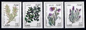 [66545] Algeria 1992 Flora Medicinal Plants  MNH