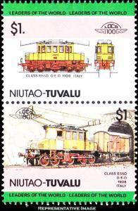 Tuvalu Niutao Scott 19 Mint never hinged.