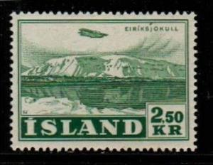 Iceland Scott C28 Mint NH (Catalog Value $37.50)