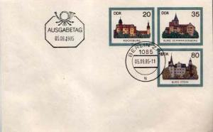 Germany D.D.R., Postal Stationery