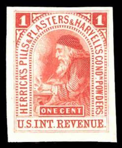U.S. REV. PROOFS RS118P4  (ID # 72993)