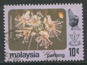 STAMP STATION PERTH Pahang #108 Sultan Haji Ahmad Shah Used 1979
