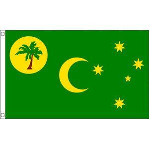 Cocos Islands Collection in Seven Seas Hingeless Album CV over $430 + Album