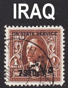 Iraq Scott O50 VF used.