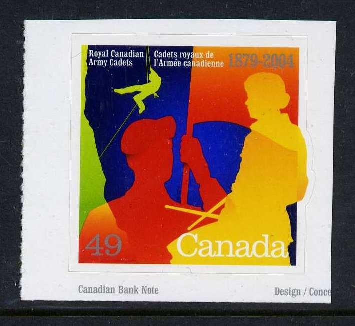 Canada 2025 MNH Royal Canadian Army Cadets